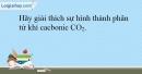 Bài 13. 15 trang 34 SBT Hóa học 10