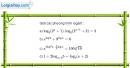 Bài 2.49 trang 125 SBT giải tích 12