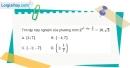 Bài 2.52 trang 125 SBT giải tích 12