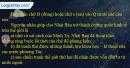Câu 3 trang 36 SBT địa 8
