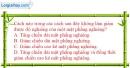 Bài 14.1 trang 45 SBT Vật lí 6