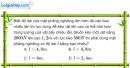 Bài 14.11 trang 46 SBT Vật lí 6