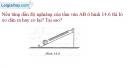 Bài 14.15 trang 48 SBT Vật lí 6