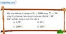 Bài 16.4, 16.5, 16.6 trang 45 SBT Vật Lí 12