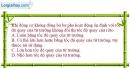 Bài 17-18.5, 17-18.6 trang 47 SBT Vật Lí 12
