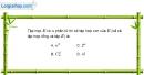 Bài 2.37 trang 79 SBT đại số và giải tích 11