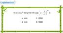 Bài 2.38 trang 79 SBT đại số và giải tích 11