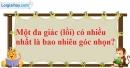 Bài 10 trang 156 SBT toán 8 tập 1