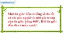 Bài 11 trang 156 SBT toán 8 tập 1