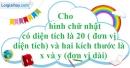 Bài 13 trang 157 SBT toán 8 tập 1