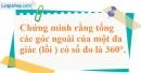 Bài 8 trang 156 SBT toán 8 tập 1