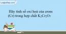 Bài 16.10 trang 38 SBT Hóa học 10