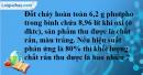 Bài 24.18 trang 34 SBT hóa học 8