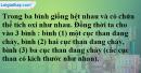 Bài 24.4 trang 32 SBT hóa học 8