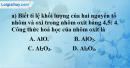 Bài 25.6 Trang 35 SBT hóa học 8