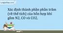 Bài 32.17 Trang 42 SBT Hóa học 9