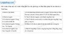 Câu 4 trang 7 SBT địa 9