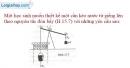 Bài 15.12 trang 51 SBT Vật lí 6