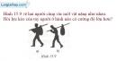 Bài 15.14 trang 52 SBT Vật lí 6