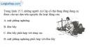 Bài 15.8 trang 50 SBT Vật lí 6