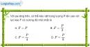 Bài 16.12 trang 55 SBT Vật lí 6
