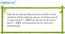 Bài 16.15 trang 55 SBT Vật lí 6