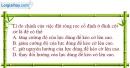 Bài 16.7 trang 54 SBT Vật lí 6