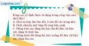 Bài 16.8 trang 54 SBT Vật lí 6