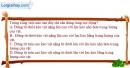Bài 16.9 trang 54 SBT Vật lí 6