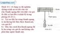 Bài 18.4 trang 57 SBT Vật lí 6