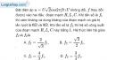 Bài III.8, III.9 trang 50 SBT Vật Lí 12