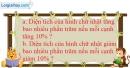 Bài 14 trang 157 SBT toán 8 tập 1