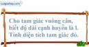 Bài 18 trang 158 SBT toán 8 tập 1