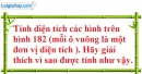 Bài 19 trang 158 SBT toán 8 tập 1