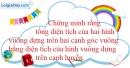 Bài 24 trang 159 SBT toán 8 tập 1