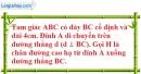 Bài 27 trang 159 SBT toán 8 tập 1