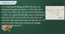 Bài 2.16* trang 10 SBT Vật lí 10