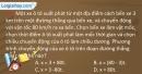 Bài 2.5, 2.6, 2.7 trang 8 SBT Vật lí 10