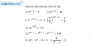 Bài 2.59 trang 131 SBT giải tích 12