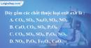 Bài 26.1 Trang 35 SBT hóa học 8