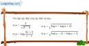 Bài 2.65 trang 133 SBT giải tích 12