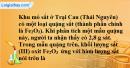 Bài 26.8 Trang 36 SBT hóa học 8