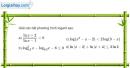 Bài 2.71 trang 134 SBT giải tích 12