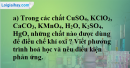 Bài 27.4 Trang 38 SBT hóa học 8