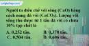Bài 27.9 Trang 39 SBT hóa học 8