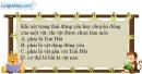 Bài 1.8 trang 4 SBT Vật lí 8