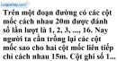 Bài 18.4 phần bài tập bổ sung trang 31 SBT toán 6 tập 1