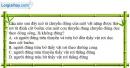 Bài 1.9 trang 4 SBT Vật lí 8