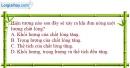 Bài 19.1 trang 59 SBT Vật lí 6