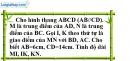 Bài 37 trang 84 SBT toán 8 tập 1